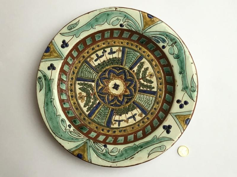 Carlo Manzoni, 1898, Minerva Art Ware Factory, Staffordshire  2770bc10