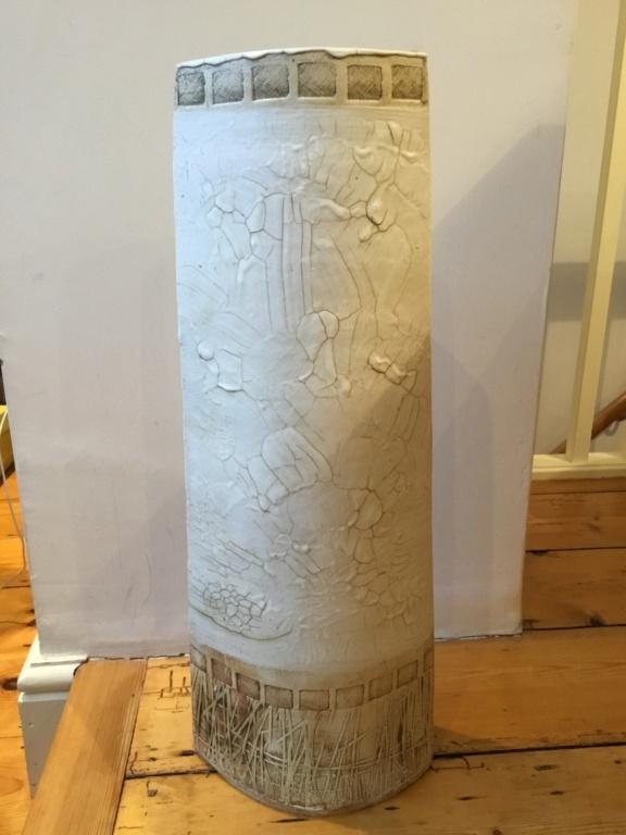 "22"" stoneware studio vase 29f79c10"