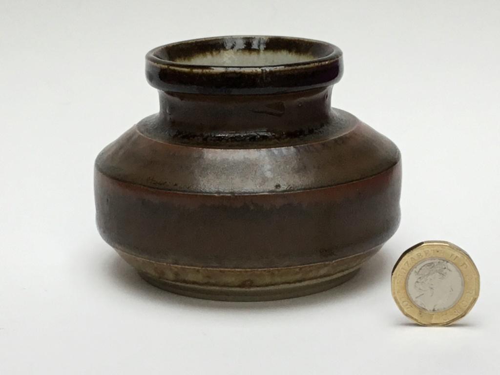 Studio vase dated 1966 DHB AV marks 2d14f410