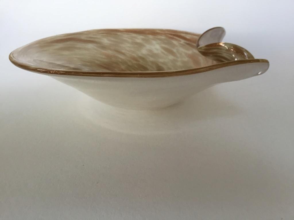 Sommerso swirled aventurine bowl, Murano?  396c3210