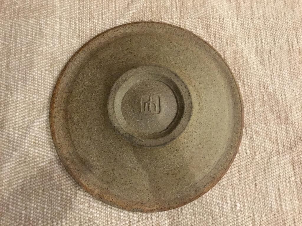 Studio pin dish, Marie & Richard Hamer? 3ddf5e10