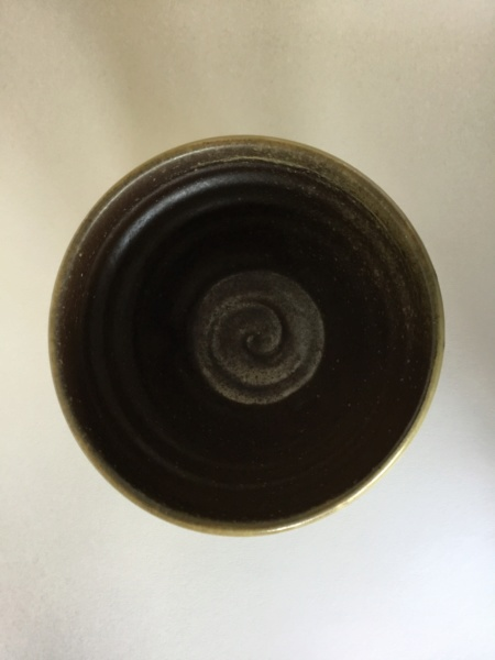 SF 93 mark 3-footed bowl, shell impressions - Simon Fletcher  3ef52e10