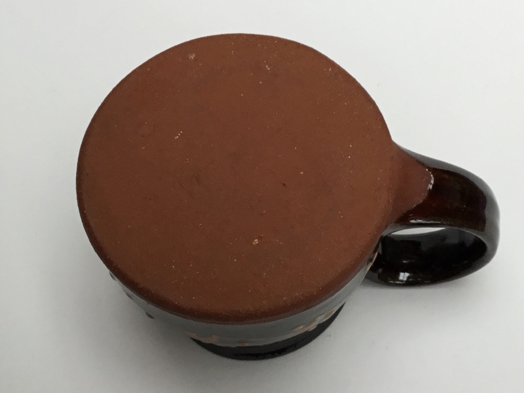 Slipware Studio milk jug, no mark 41739b10