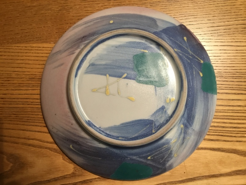 Dartington Pottery plates - name of designs?  4c265f10