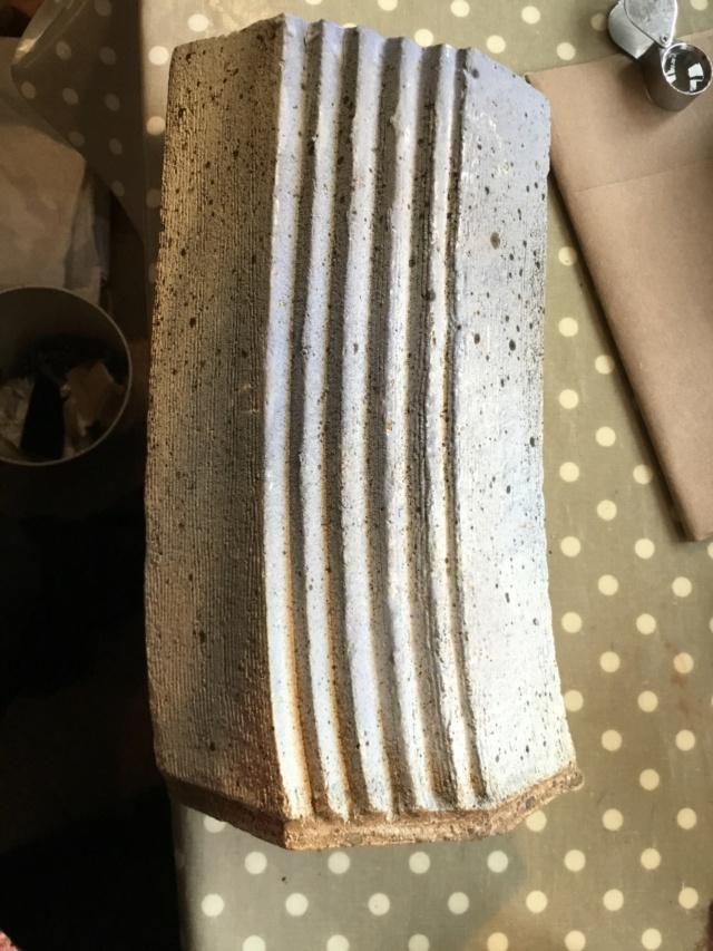 Curved stoneware studio vases, BINDU 59aa0510