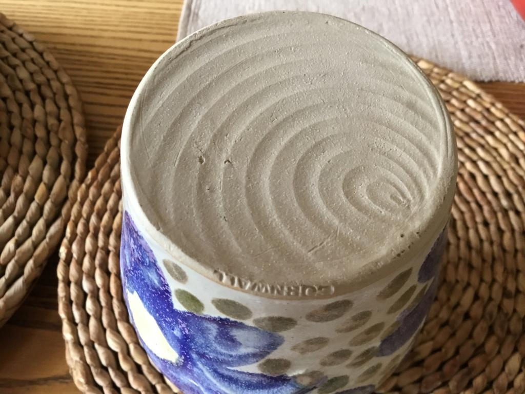 CORNWALL flower studio jug - Peter Hardy, Pridden Pottery 5af8d410