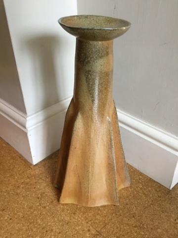 """17"""" vase, rocket fins 61829d10"""