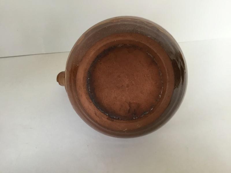 Early earthenware studio teapot 61db8c10