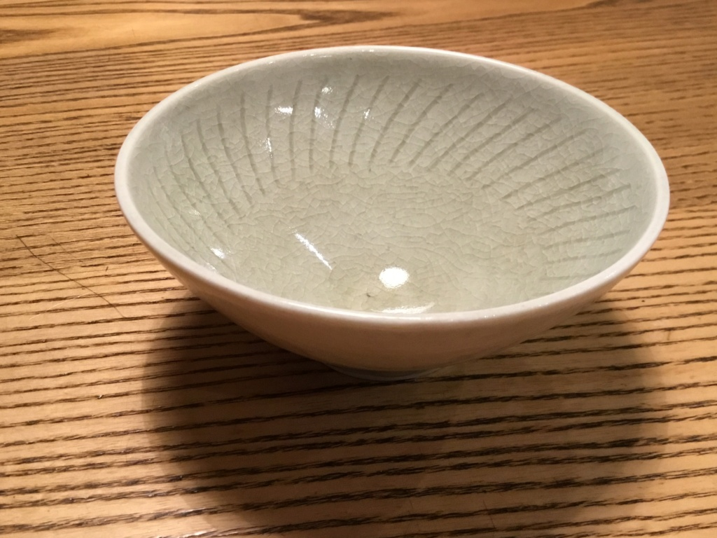 Studio celadon porcelain bowl TM 65145310