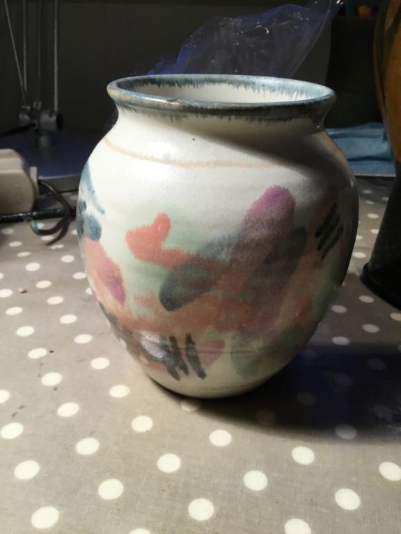 Stoneware jars, wje mark - Wilma Jennings Engelsman, New Zealand 65d85510