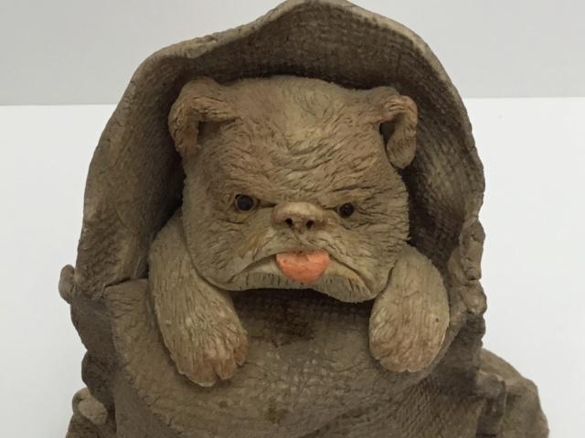 Dog in a sack 6e4fd310