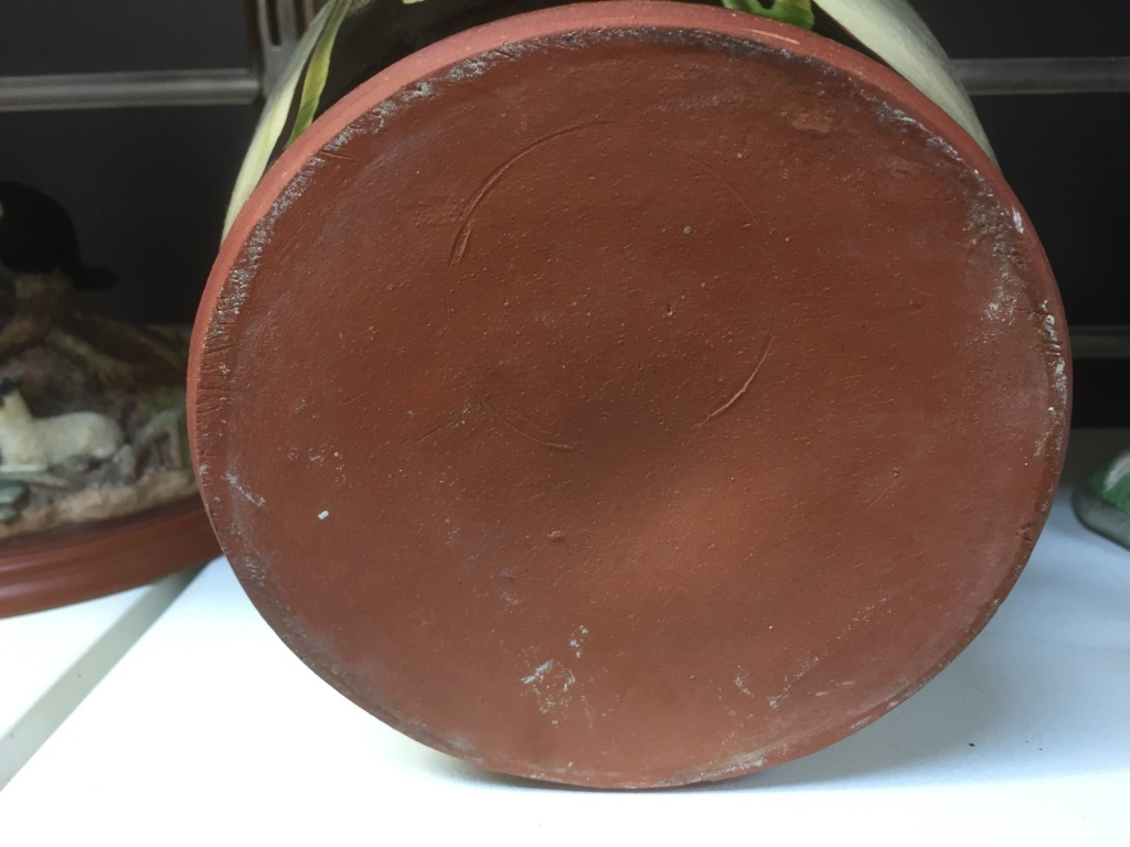 Earthenware studio pot, unmarked 718d1910