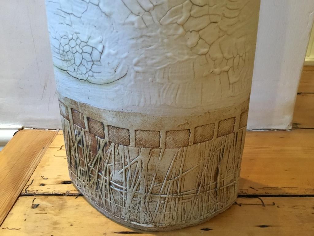 """22"""" stoneware studio vase 7db48110"""
