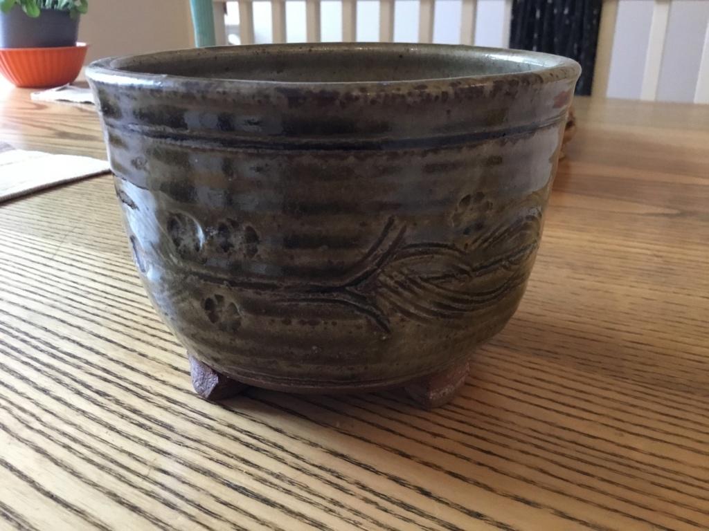 Studio stoneware planter 83b75410