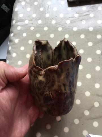 Studio organic vase, hobby pot?  84159910