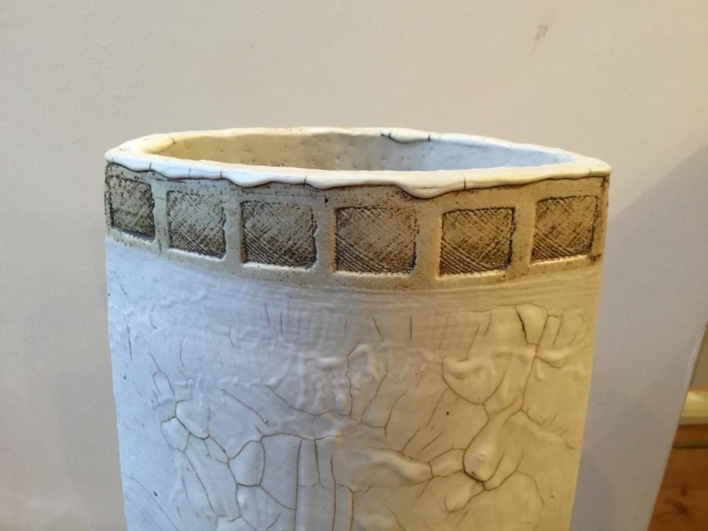 "22"" stoneware studio vase 85963410"