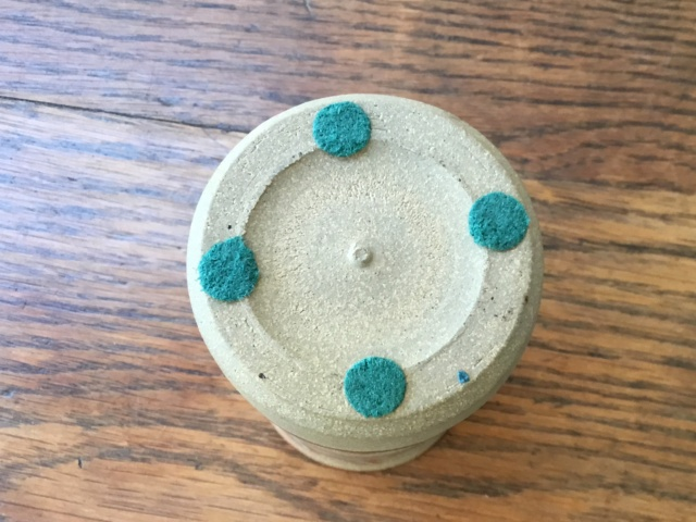 Studio cylinder vase, Graham Glynn?  9468e010