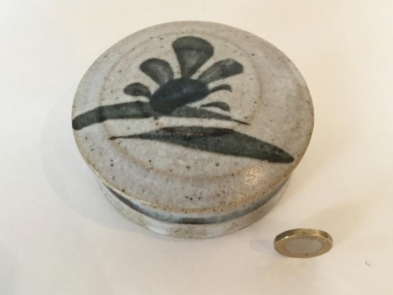 Stoneshill Pottery, John Maltby? Stoneware Trinket Box 96713510