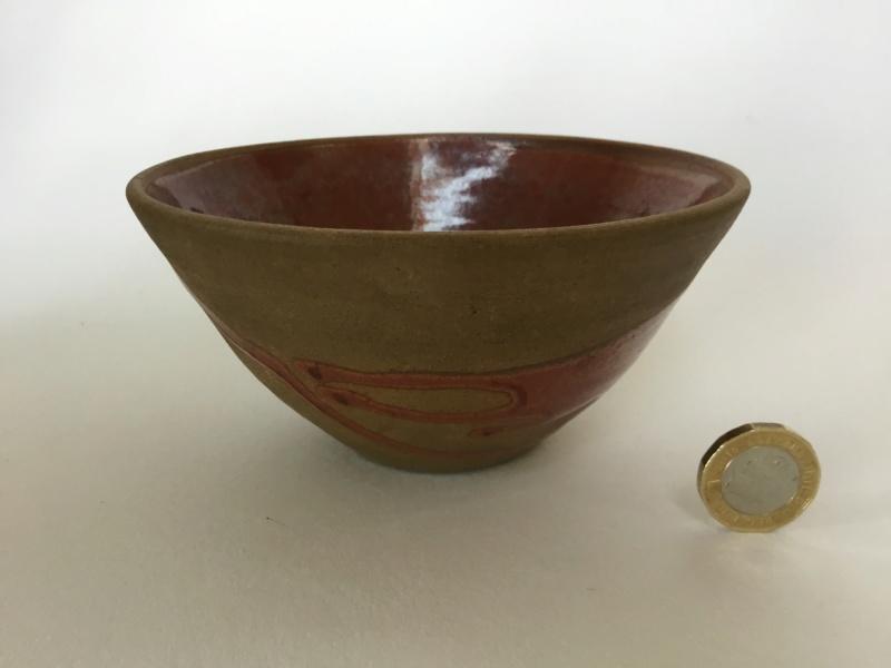 Alan Brough Bowl, AB mark  9b021810