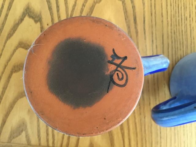 Studio fish cups, curly mark - João Serigado - Alcobaça (Portugal) 9cd87a10