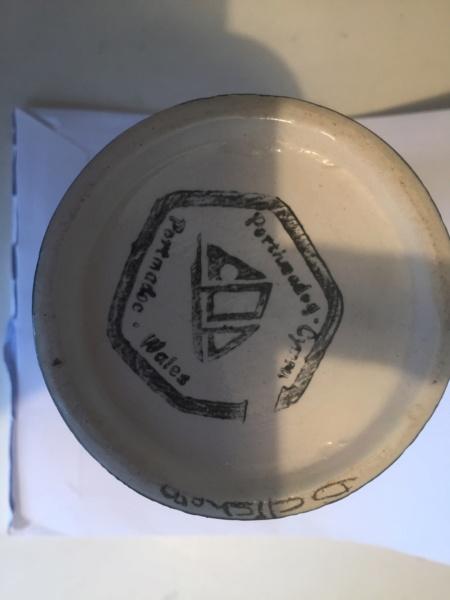 Porthmadog Pottery A1216010
