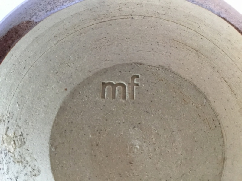 mf mark shallow studio stoneware bowl,  Ae4ccf10