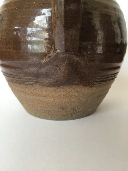 Stoneware jug SB or SP and WI Svend Bayer? C172c510