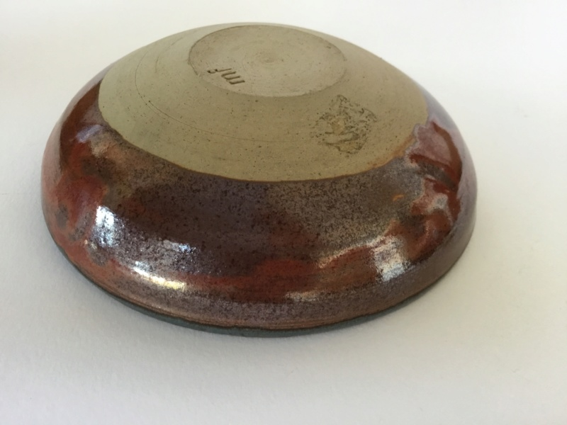 mf mark shallow studio stoneware bowl,  C56bea10