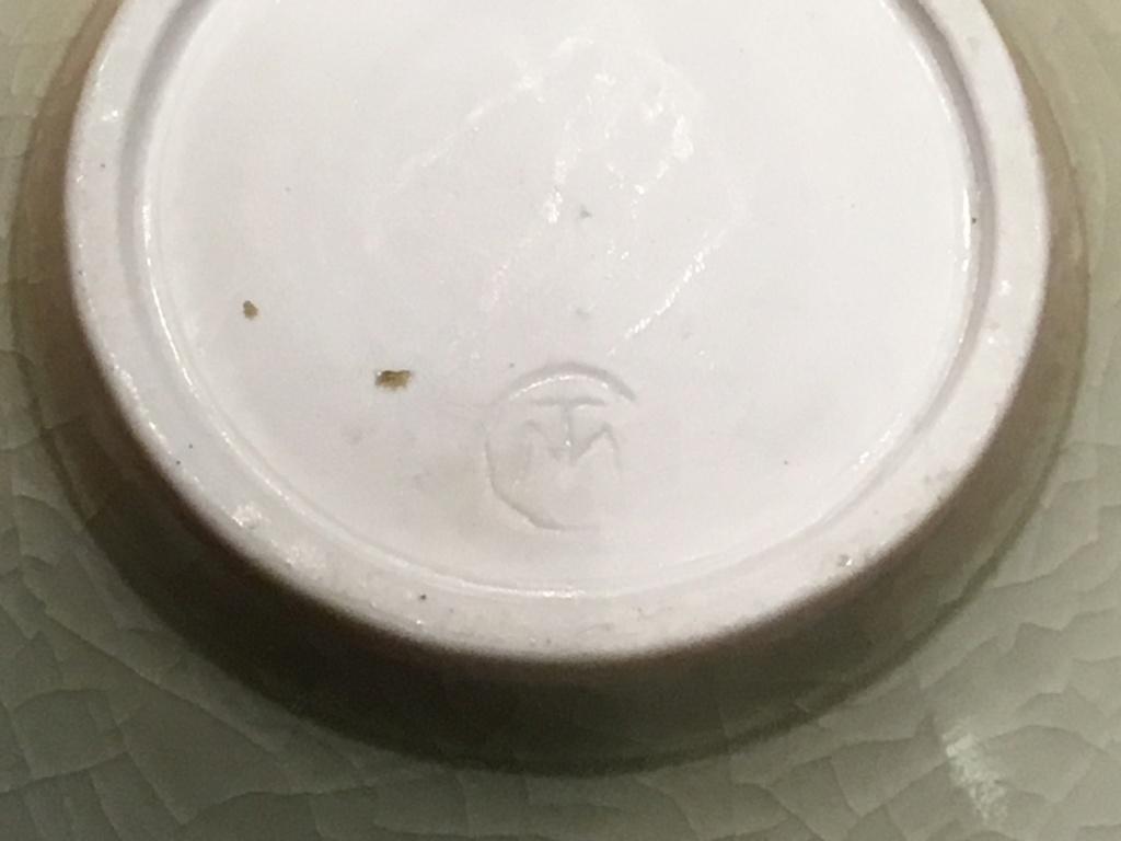 Studio celadon porcelain bowl TM Cbfe8110