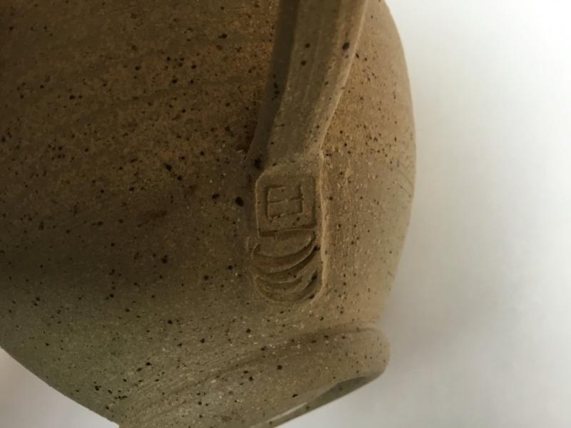 Modern stoneware studio EF coffee cup E4ab6210