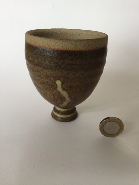 Studio pottery thing by Leonard Edger - What is it? F0d79b10