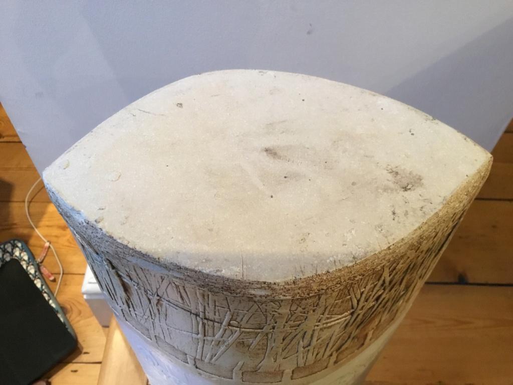"22"" stoneware studio vase F88f0f10"