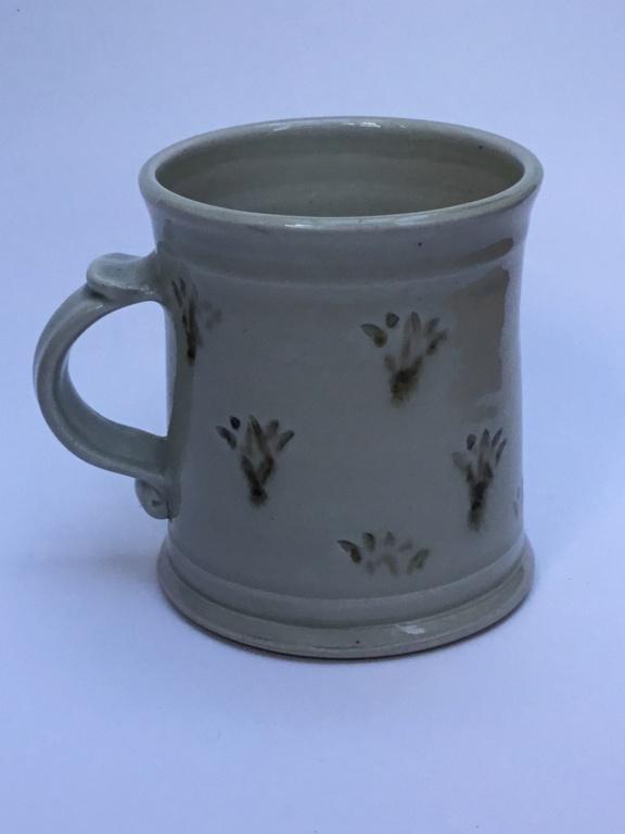 Studio mug, RM incised mark  Fdf02110