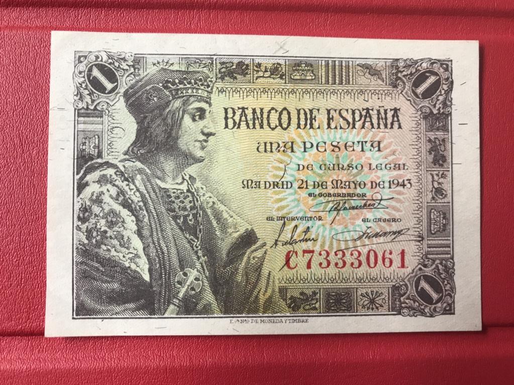 Billete 1 peseta 1943 Img_0611