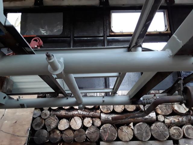 Restaurierung MB 206 D - Weinsberg - Seite 2 20190717