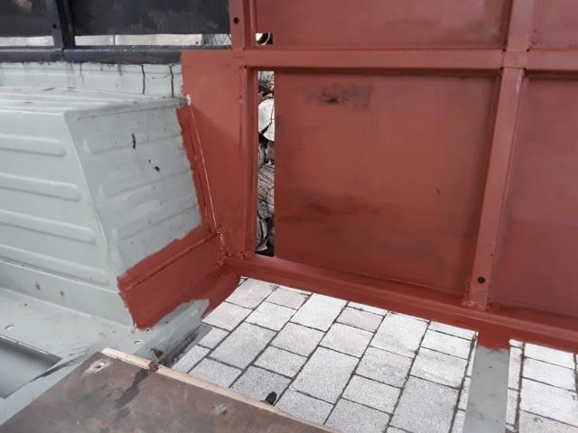 Restaurierung MB 206 D - Weinsberg - Seite 2 20190718