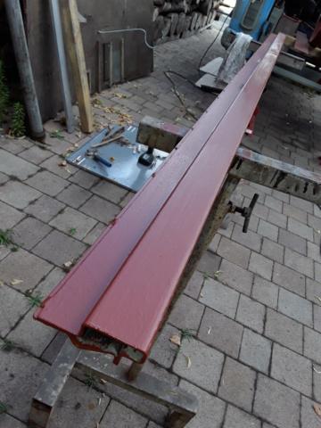 Restaurierung MB 206 D - Weinsberg - Seite 2 20190719
