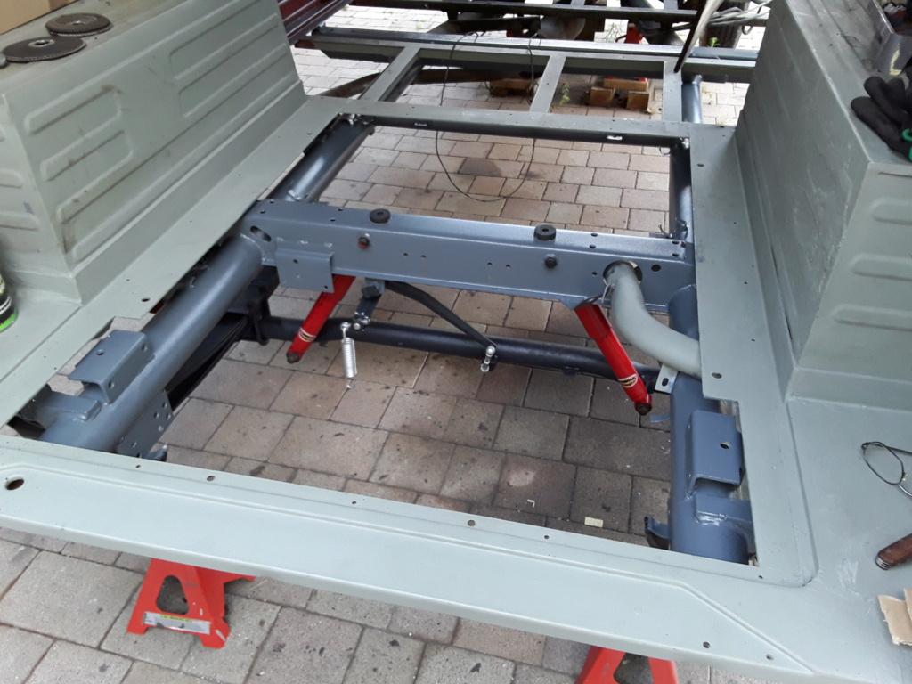 Restaurierung MB 206 D - Weinsberg - Seite 2 20190729