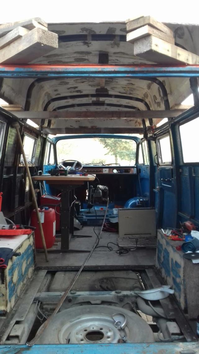 Restaurierung MB 206 D - Weinsberg Img-2010