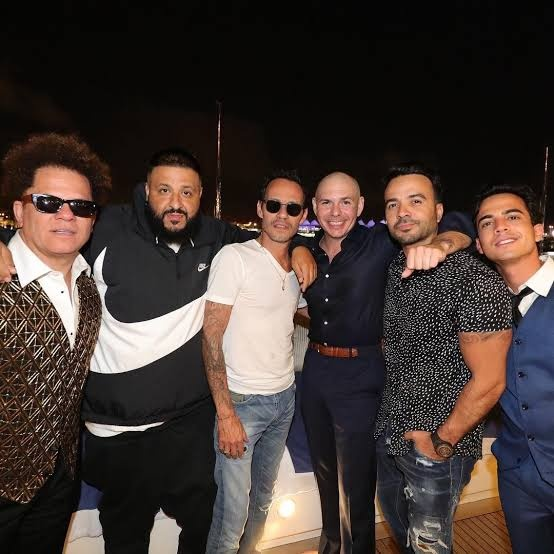 ¿Cuánto mide Marc Anthony? - Altura - Real height 20190910