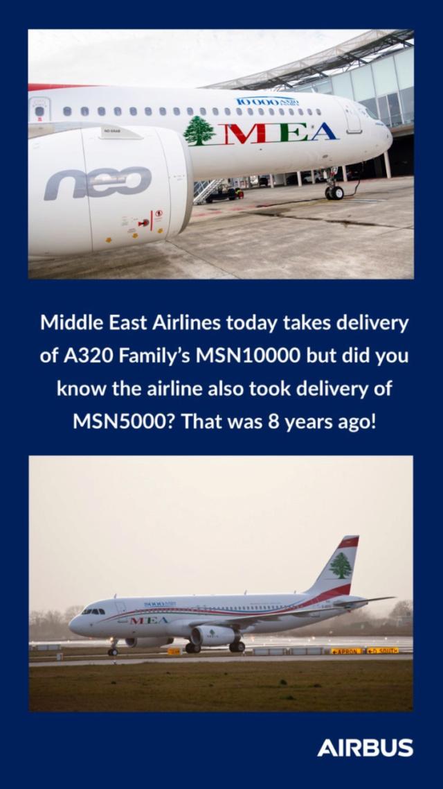 Un sorpasso storico: 320 vs 737 0eb05610