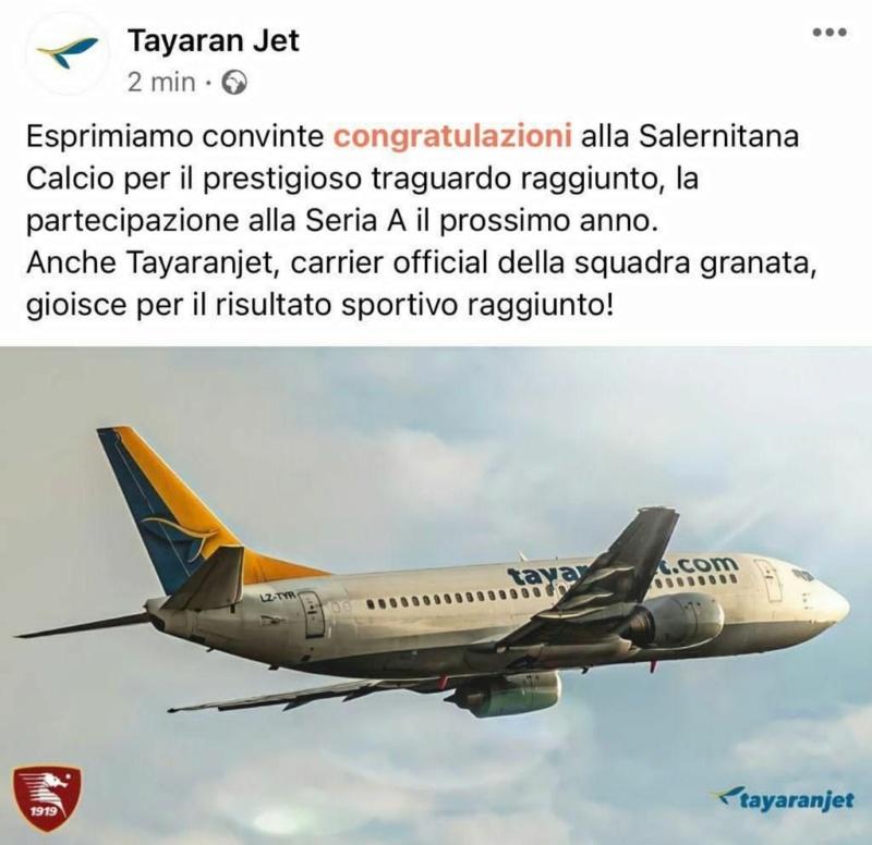 Tayaranjet: nuovi voli nazionali e internazionali 29635310