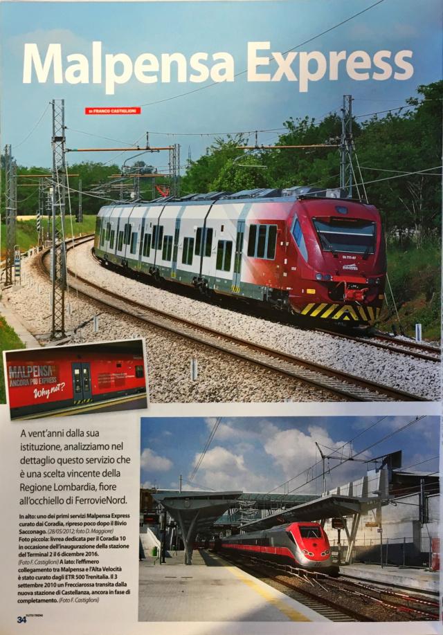 Novità Malpensa Express 7d5ec110