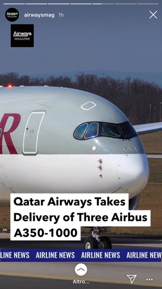 Qatar Airways 2020 89667710
