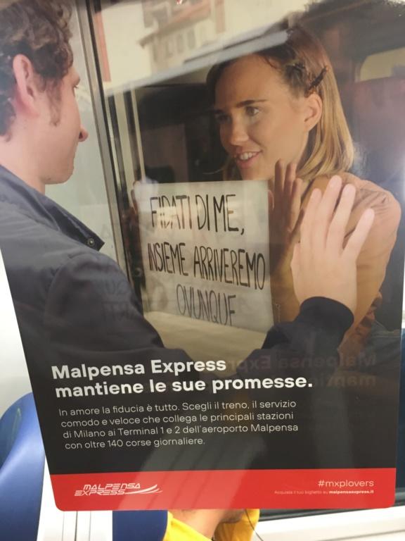 Novità Malpensa Express 8a4e3610