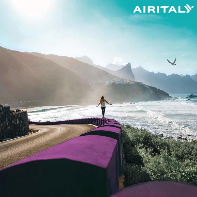 Pubblicità Airitaly 91eb1b10