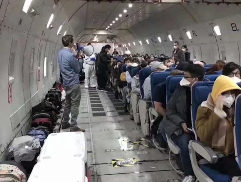 Coronavirus - impatti sull'aviazione in Italia e nel mondo 96503610