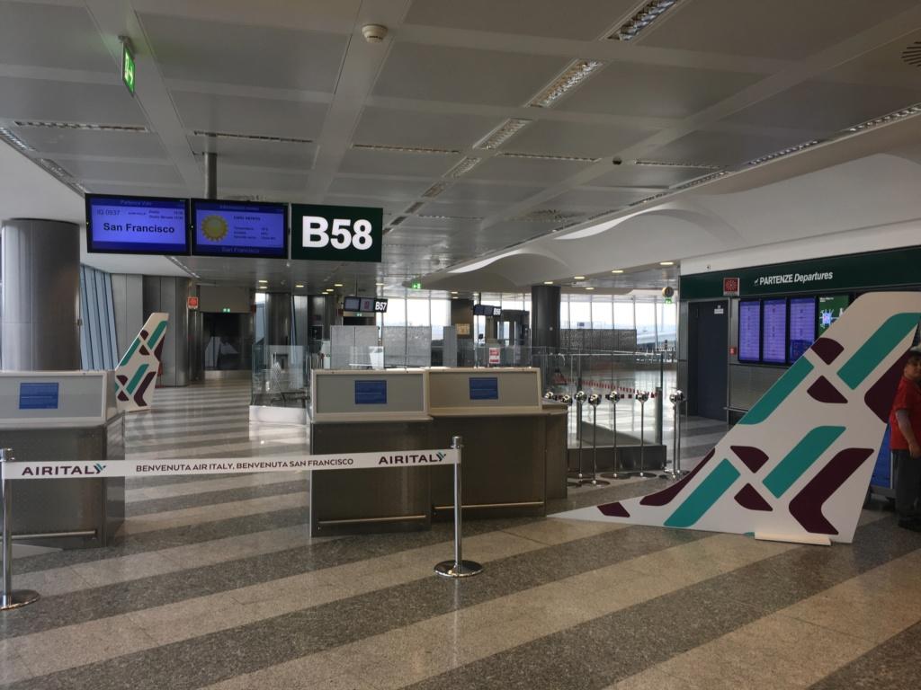 Evento: inaugurazione Airitaly Milano-San Francisco Aeb48d10