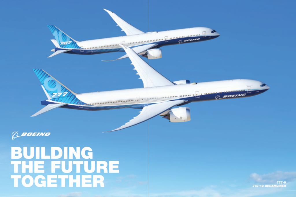 Immagine di Boeing verso il restyling Boeing10