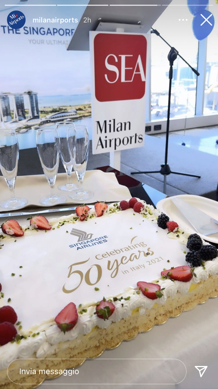 SQ festeggia a MXP i 50 in Italia C7ede910